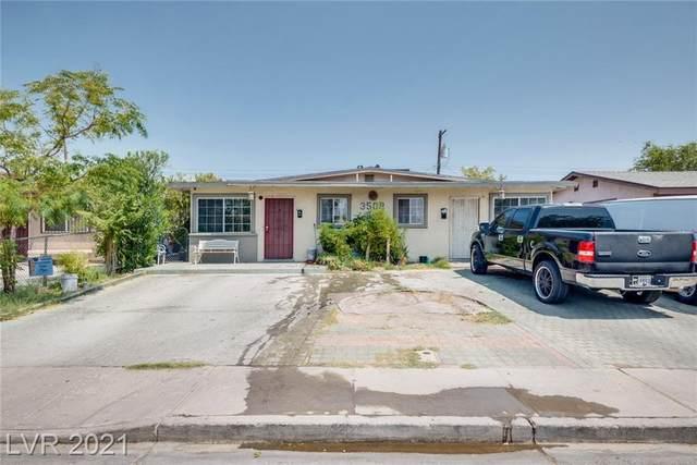 3508 Glendale Avenue, North Las Vegas, NV 89030 (MLS #2314191) :: The Perna Group