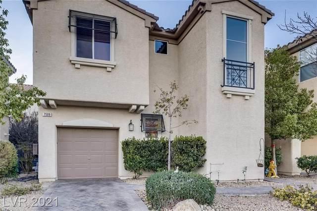 7509 Nicklin Street, Las Vegas, NV 89143 (MLS #2314204) :: Lindstrom Radcliffe Group