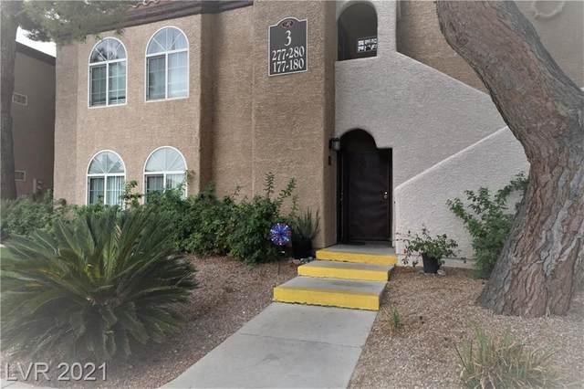 9325 W Desert Inn Road #178, Las Vegas, NV 89117 (MLS #2314205) :: 775 REALTY