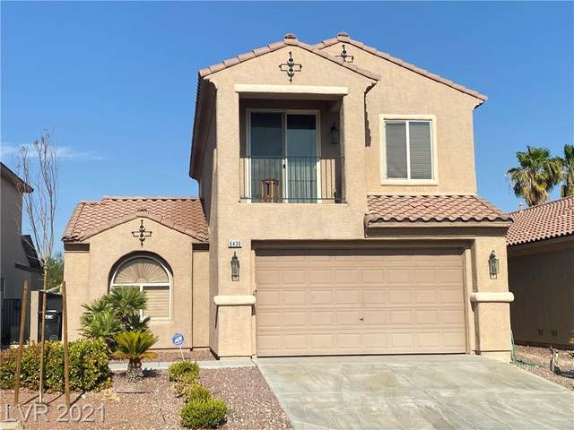 6430 Boatbill Street, North Las Vegas, NV 89084 (MLS #2314238) :: Signature Real Estate Group