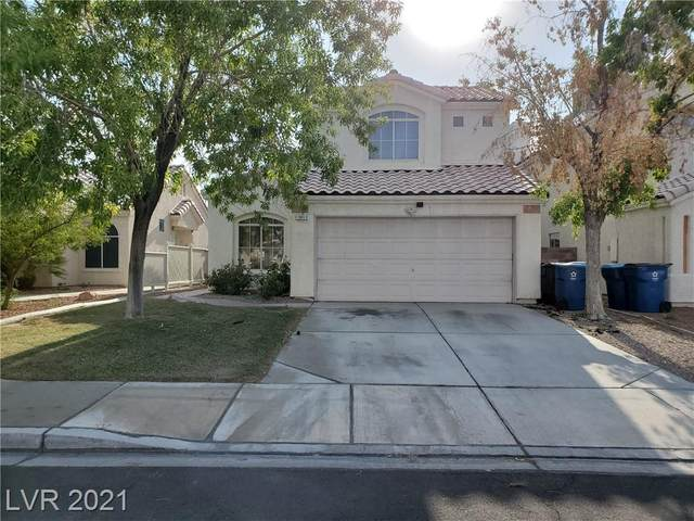 1901 Sierra Hills Way, Las Vegas, NV 89128 (MLS #2314272) :: Galindo Group Real Estate