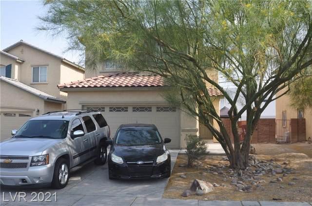 29 Rosa Rosales Court, North Las Vegas, NV 89031 (MLS #2314281) :: Hebert Group | eXp Realty