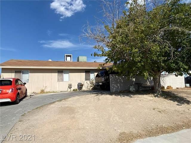 5146 New Bedford Drive, Las Vegas, NV 89122 (MLS #2314306) :: Lindstrom Radcliffe Group