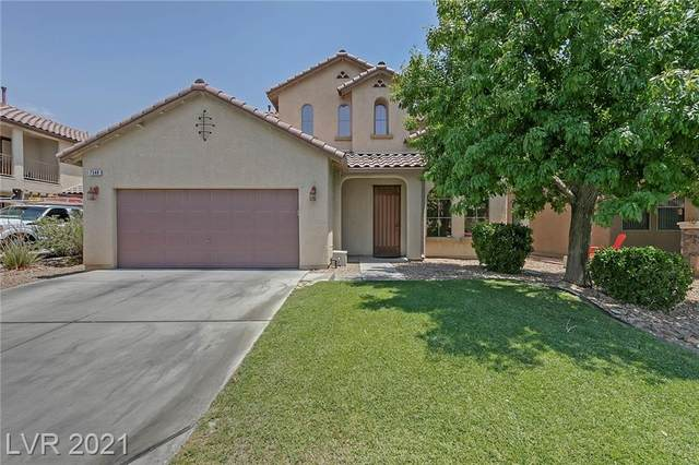 7348 Rietz Canyon Street, Las Vegas, NV 89131 (MLS #2314322) :: Lindstrom Radcliffe Group