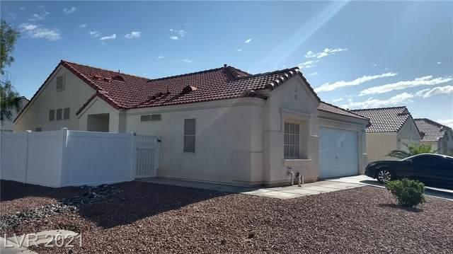 634 Regal Robin Way, North Las Vegas, NV 89084 (MLS #2314323) :: The Melvin Team
