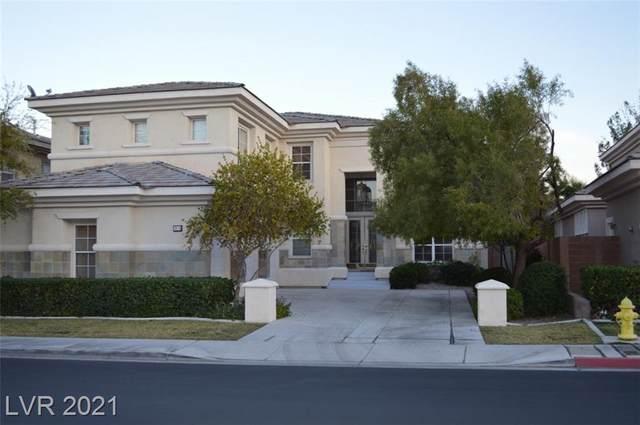 508 Pinnacle Heights Lane, Las Vegas, NV 89144 (MLS #2314333) :: Team Michele Dugan