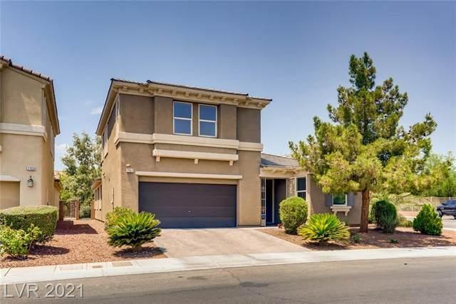 7157 Weavers Place, North Las Vegas, NV 89084 (MLS #2314377) :: Signature Real Estate Group