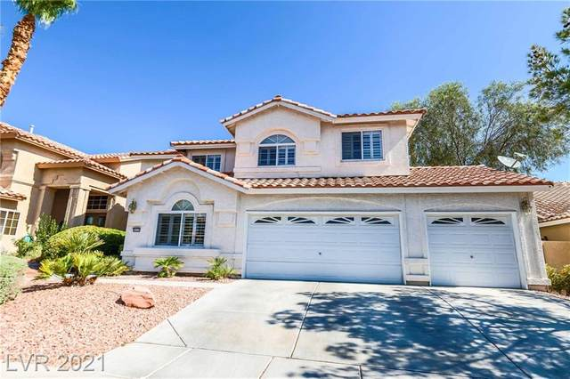 9552 Camino Capistrano Lane, Las Vegas, NV 89147 (MLS #2314382) :: Custom Fit Real Estate Group