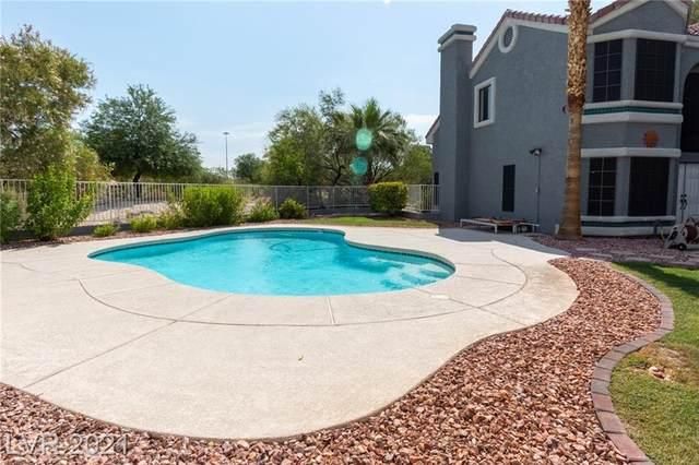 5277 Crooked Valley Drive, Las Vegas, NV 89149 (MLS #2314387) :: Custom Fit Real Estate Group