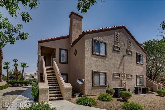 3450 Erva Street #258, Las Vegas, NV 89117 (MLS #2314413) :: The Melvin Team