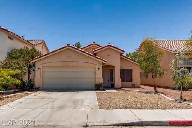 5113 Meadow Rock Avenue, Las Vegas, NV 89130 (MLS #2314426) :: Lindstrom Radcliffe Group