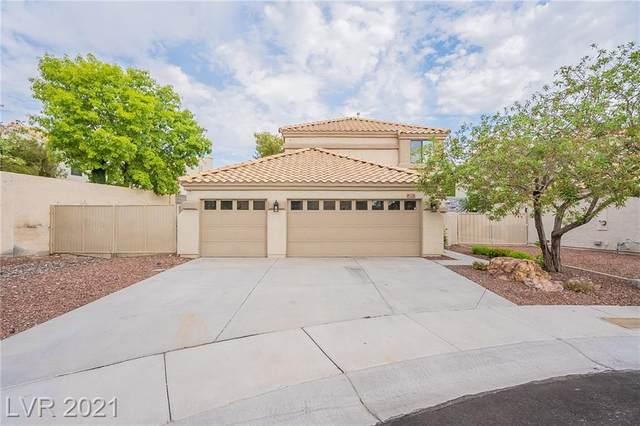 2313 Mount Holly Court, Las Vegas, NV 89128 (MLS #2314427) :: Lindstrom Radcliffe Group