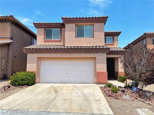 90 Augusta Course Avenue, Las Vegas, NV 89148 (MLS #2314443) :: Signature Real Estate Group