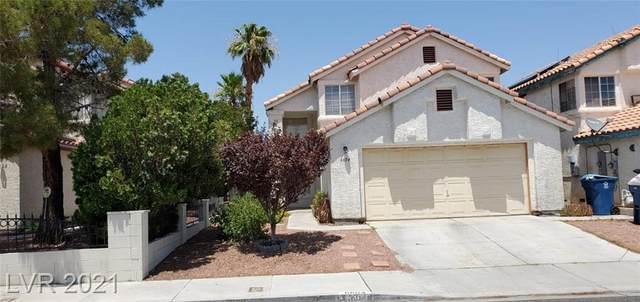 6604 Socorro Drive, Las Vegas, NV 89108 (MLS #2314489) :: Lindstrom Radcliffe Group