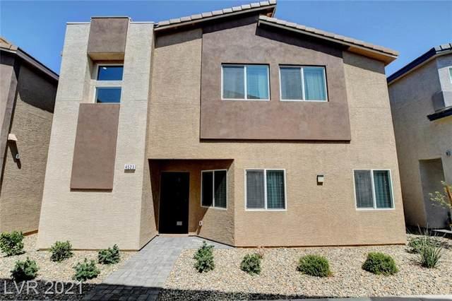 4523 Sapphire Moon Avenue, North Las Vegas, NV 89084 (MLS #2314495) :: Kypreos Team