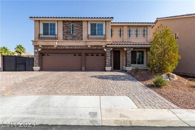 6494 Mount Palomar Avenue, Las Vegas, NV 89139 (MLS #2314501) :: Custom Fit Real Estate Group