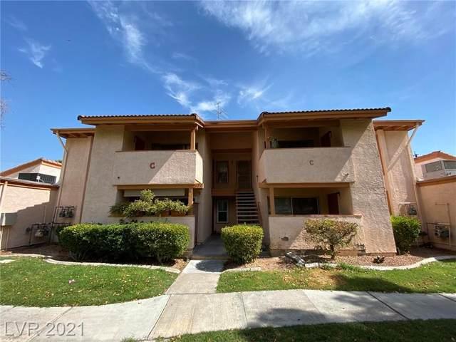 1515 E Reno Avenue C107, Las Vegas, NV 89119 (MLS #2314514) :: Custom Fit Real Estate Group