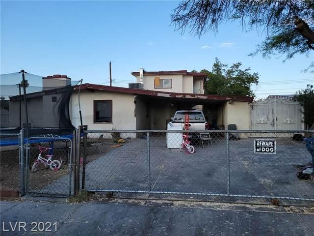624 N 21st Street, Las Vegas, NV 89101 (MLS #2314518) :: DT Real Estate