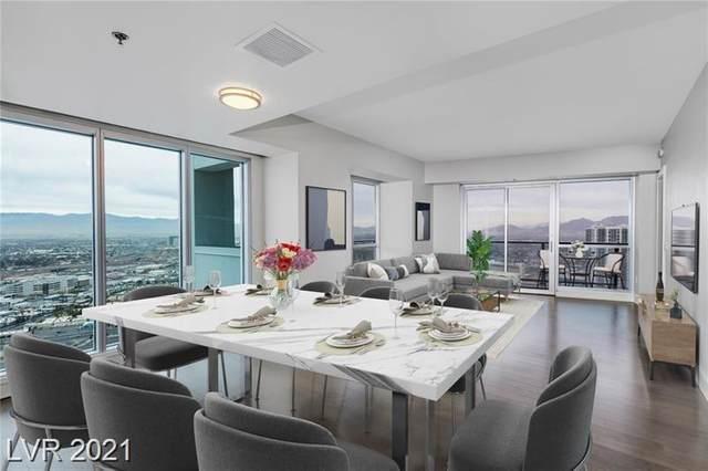 2700 Las Vegas Boulevard #4003, Las Vegas, NV 89109 (MLS #2314558) :: Galindo Group Real Estate