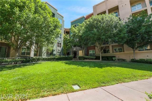 50 E Serene Avenue #121, Las Vegas, NV 89123 (MLS #2314573) :: Custom Fit Real Estate Group
