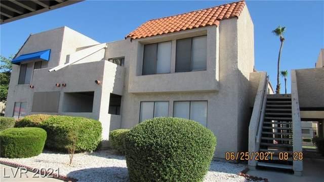 4381 Gannet Circle #6, Las Vegas, NV 89103 (MLS #2314580) :: Keller Williams Realty