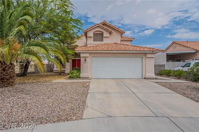2802 Micah Avenue, Henderson, NV 89074 (MLS #2314584) :: Signature Real Estate Group