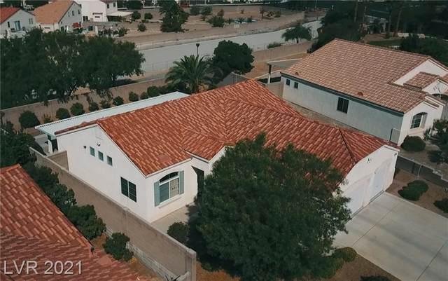 5945 Gentle Creek Lane, North Las Vegas, NV 89084 (MLS #2314595) :: Kypreos Team