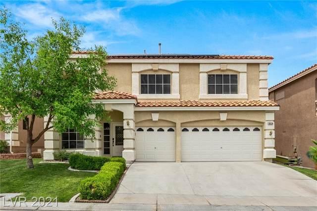 10124 Heron Island Avenue, Las Vegas, NV 89148 (MLS #2314602) :: The Chris Binney Group | eXp Realty