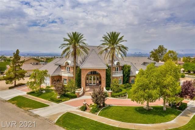 6933 E Bonanza Road, Las Vegas, NV 89110 (MLS #2314638) :: Keller Williams Realty