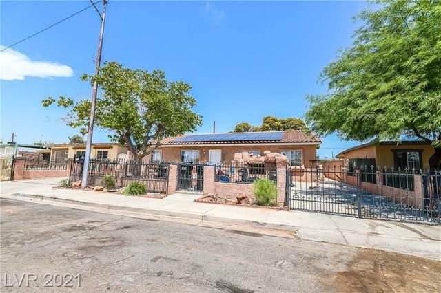 1608 Lenwood Avenue, North Las Vegas, NV 89030 (MLS #2314653) :: Lindstrom Radcliffe Group