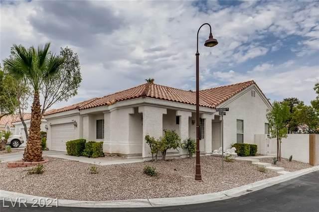 5440 Milkwood Lane, Las Vegas, NV 89149 (MLS #2314679) :: DT Real Estate