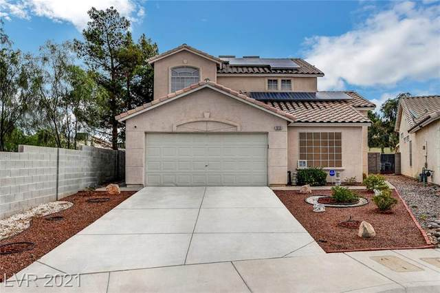 910 High Mountain Street, Henderson, NV 89015 (MLS #2314680) :: Lindstrom Radcliffe Group
