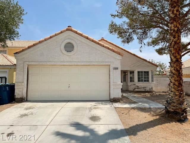 1529 Canyon Rose Way, Las Vegas, NV 89108 (MLS #2314690) :: Custom Fit Real Estate Group