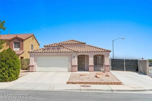 7356 W Dewey Drive, Las Vegas, NV 89113 (MLS #2314695) :: Lindstrom Radcliffe Group