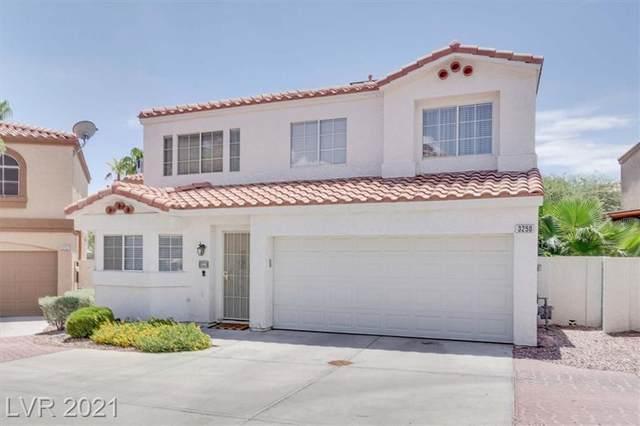 3250 Cheltenham Street, Las Vegas, NV 89129 (MLS #2314738) :: DT Real Estate