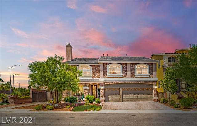 6394 Mount Eden Avenue, Las Vegas, NV 89139 (MLS #2314785) :: Custom Fit Real Estate Group