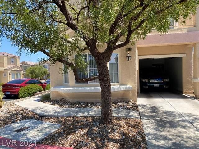 5989 Salinas Canyon Avenue, Las Vegas, NV 89139 (MLS #2314793) :: Lindstrom Radcliffe Group