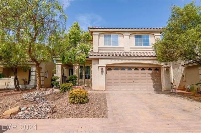 10901 Calcedonian Street, Las Vegas, NV 89141 (MLS #2314809) :: Jeffrey Sabel