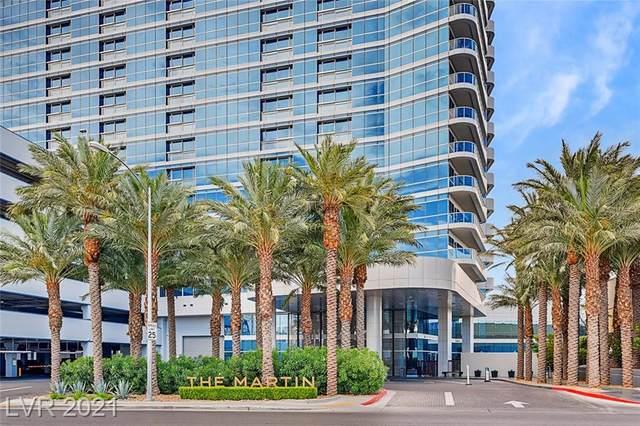 4471 Dean Martin Drive #2705, Las Vegas, NV 89103 (MLS #2314816) :: The Melvin Team