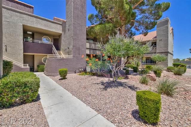 5032 S Rainbow Boulevard #203, Las Vegas, NV 89118 (MLS #2314834) :: The Chris Binney Group | eXp Realty