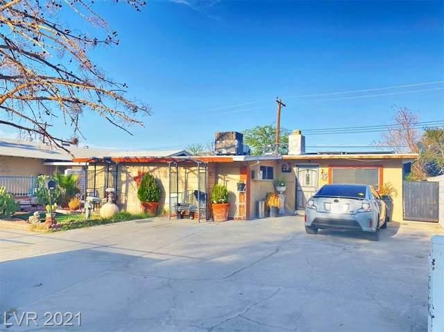 128 N 20th Street, Las Vegas, NV 89101 (MLS #2314839) :: Signature Real Estate Group