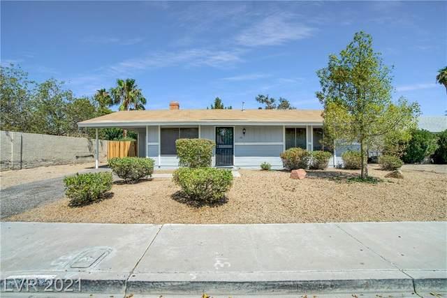134 Vallejo Avenue, Las Vegas, NV 89110 (MLS #2314854) :: Hebert Group | Realty One Group