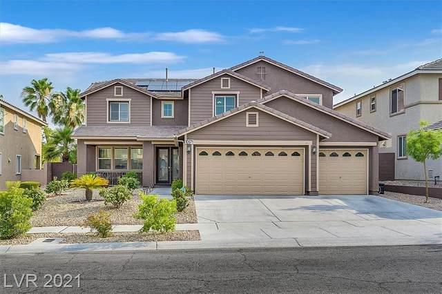 10571 Haywood Drive, Las Vegas, NV 89135 (MLS #2314861) :: Lindstrom Radcliffe Group