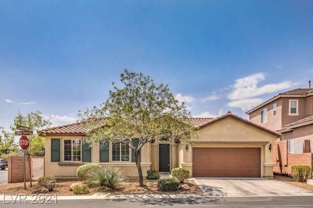 9917 Magic Dunes Avenue, Las Vegas, NV 89149 (MLS #2314870) :: Lindstrom Radcliffe Group