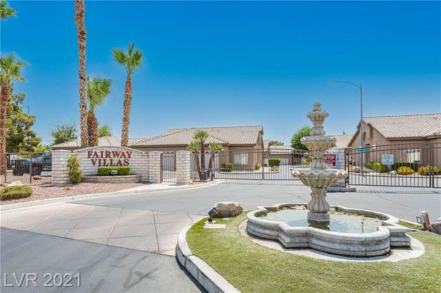 4737 Wild Draw Drive, North Las Vegas, NV 89031 (MLS #2314929) :: Jeffrey Sabel