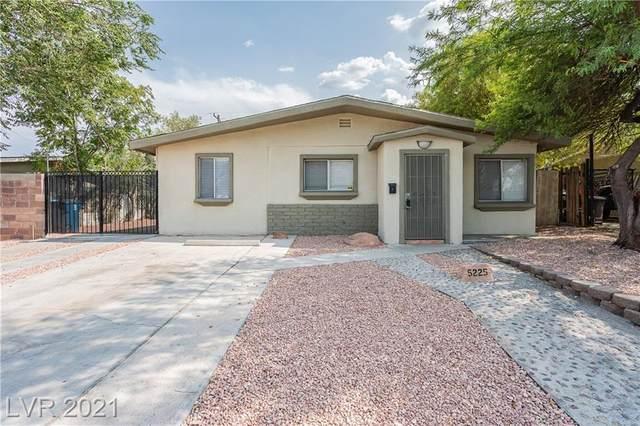 5225 Glen Eagles Lane, Las Vegas, NV 89108 (MLS #2314940) :: Custom Fit Real Estate Group