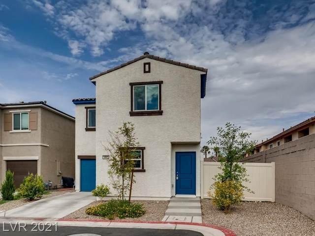 1897 Via Del Rey Court, Las Vegas, NV 89115 (MLS #2314941) :: DT Real Estate