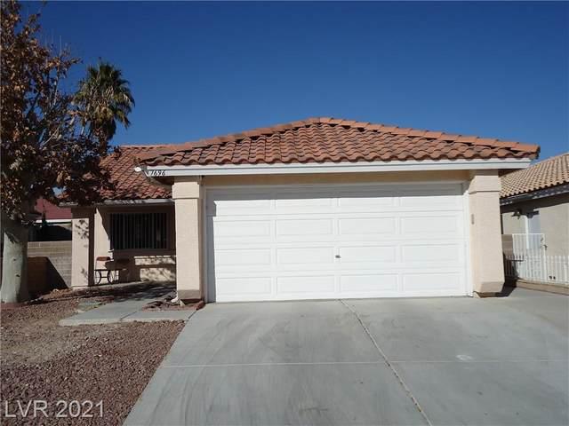 7696 Little Valley Avenue, Las Vegas, NV 89147 (MLS #2314954) :: Custom Fit Real Estate Group