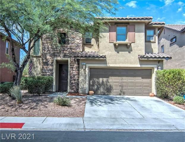 10671 Peach Creek Street, Las Vegas, NV 89179 (MLS #2314963) :: Lindstrom Radcliffe Group
