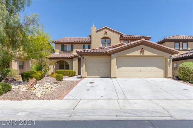 726 Canary Wharf Drive, Las Vegas, NV 89178 (MLS #2314973) :: Custom Fit Real Estate Group